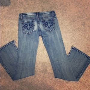 Rerock Express jeans size 2